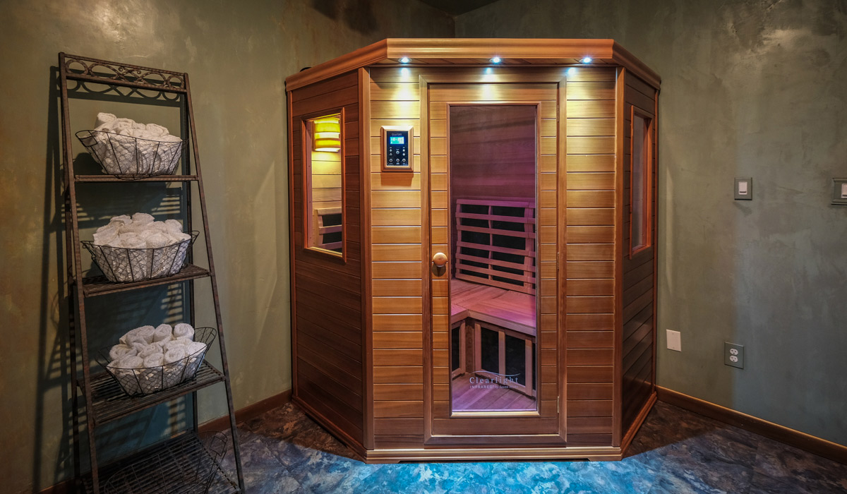 Fort Lauderdale Infrared Sauna by Clearlight